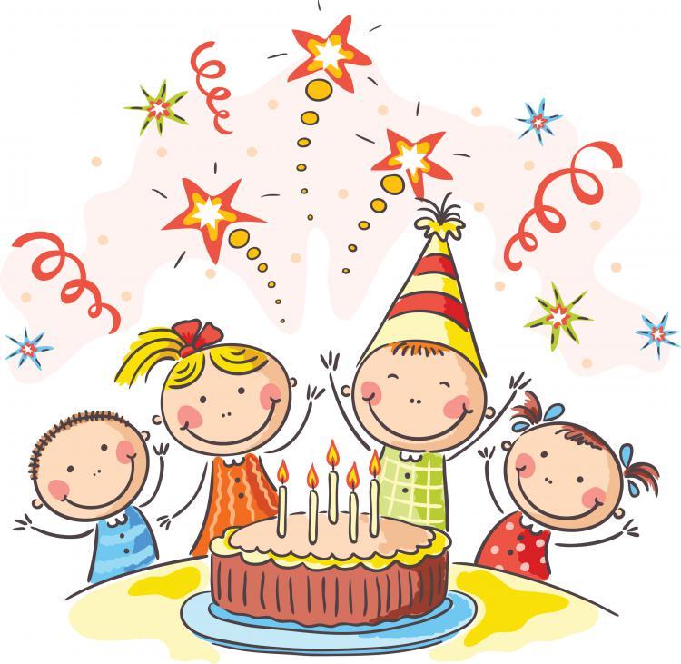 Поздравления с днем рождения для девочки на немецком языке